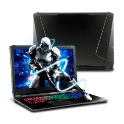 "Gaming Laptop - Quick Ship Clevo PA71HP6-G 17.3"" Core™ i7, NVIDIA® GeForce® GTX 1060 G-SYNC Graphics Gaming Laptop"