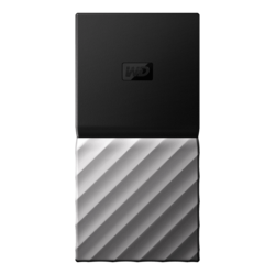 256GB My Passport 512 MB/s, USB 3.1, Retail External SSD