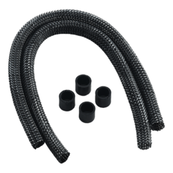 AIO Sleeving Kit Series 1 for Corsair® Hydro Gen 2 - CARBON