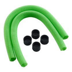 AIO Sleeving Kit Series 2 for EVGA® CLC / EVGA® GPU Hybrid / NZXT® Kraken - LIGHT GREEN