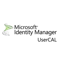 Identity Manager - Software assurance - 1 user CAL - Open License - Win - Single Language