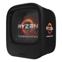 Ryzen™ Threadripper™ 1900X 8-Core 3.8 - 4.0GHz Turbo, TR4, 180W TDP, Processor