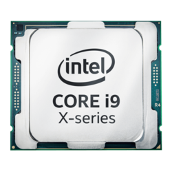Core™ i9-7920X Twelve-Core 2.9 - 4.3GHz Turbo, LGA 2066, 140W TDP, OEM Processor