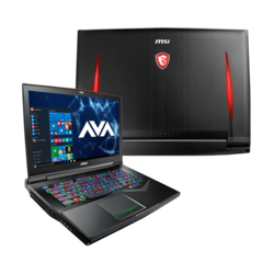 "Gaming Laptop - MSI GT75VR TITAN PRO 4K-082 17.3"" Core™ i7-7820HK, NVIDIA® GeForce® GTX 1080 Graphics Gaming Laptop"