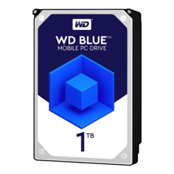 1TB Blue, 5400 RPM, SATA 6Gb/s, 128MB cache, 2.5-Inch HDD