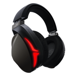 ROG Strix Fusion 300, Virtual 7.1 Surround Sound, 3.5mm/USB, Black, Gaming Headset