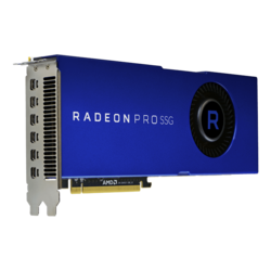 Radeon Pro SSG, 1500MHz, 16GB (2TB SSG) HBM2, Graphics Card
