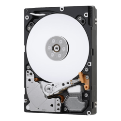 600GB Ultrastar C10K1800 HUC101860CS4200, 10520 RPM, SAS 12Gb/s, 512E, 128MB cache, 2.5-Inch, ISE HDD
