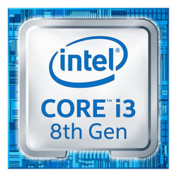 Core™ i3-8350K Quad-Core 4.0GHz, LGA 1151, 91W TDP, OEM Processor