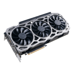 GeForce GTX 1080 Ti FTW3 DT GAMING, 1480 - 1582MHz, 11GB GDDR5X, Graphics Card