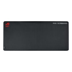 ROG Scabbard Extra-Large, Rubberized Non-slip, Black/Red, Gaming Mouse Mat