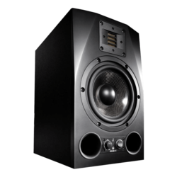 A7X, Single 150W, Black, Two-Way Active Studio Monitor Speaker