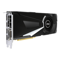 GeForce GTX 1070 Ti AERO 8G, 1607 - 1683MHz, 8GB GDDR5, Graphics Card