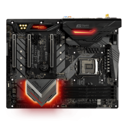 Fatal1ty Z370 Professional Gaming i7, Intel Z370 Chipset, LGA 1151, HDMI, ATX Motherboard
