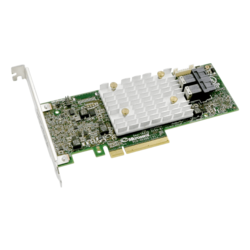 SmartRAID 3100 ASR-3154-8i, SAS 12Gb/s, 8-Port, PCIe 3.0 x8, Controller with 4GB Cache