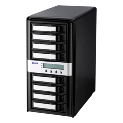 ARC-8050T3-8-80TB, 8-bay, 80TB (8x 10TB Enterprise Class HDDs), Thunderbolt 3 RAID Storage