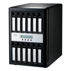 ARC-8050T3-12-120TB, 12-bay, 120TB (12x 10TB Enterprise Class HDDs), Thunderbolt 3 RAID Storage