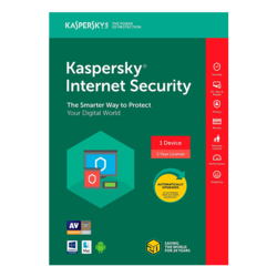 Internet Security 2018 - 1 Device / 1 Year