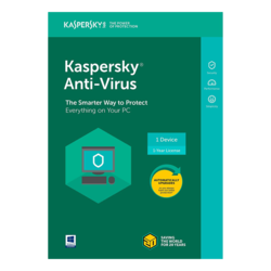 Anti-Virus 2018 - 1 Device / 1 Year
