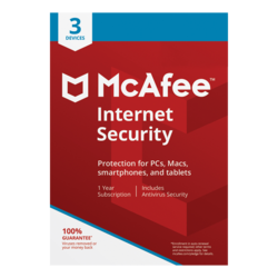 Internet Security 2018 - 3 Device / 1 Year