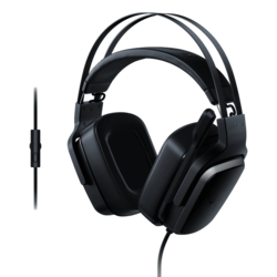 Tiamat 2.2 V2, 7.1 Virtual Surround Sound, 3.5mm, Black, Gaming Headset