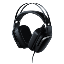 Tiamat 7.1 V2 w/ Audio Control Unit and Microphone, True 7.1 Surround Sound, 5x 3.5mm / USB, Black Gaming Headset