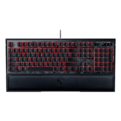 Ornata Chroma Destiny 2 Edition, Chroma RGB Backlighting, Fully Programmable Keys, Wired USB, Black, Retail Mecha-Membrane Gaming Keyboard