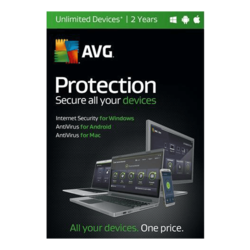 Protection 2017 Unlimited Devices - 2 Year