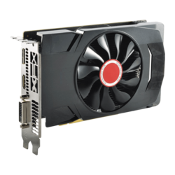 Radeon RX 560D RX-560D2SFG5, 1175 - 1196MHz, 2GB GDDR5, Graphics Card