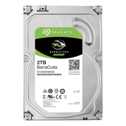 2TB BarraCuda ST2000DM008, 7200 RPM, SATA 6Gb/s, 256MB cache, 3.5-Inch HDD