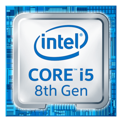 Core™ i5-8500 6-Core 3.0 - 4.1GHz Turbo, LGA 1151, 65W TDP, OEM Processor