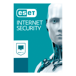 Internet Security 2018 - 1 PC / 1 Year