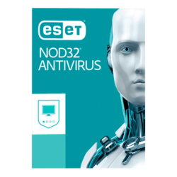NOD32 Antivirus 2018 - 1 PC / 1 Year