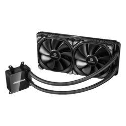 Liqtech TR4 280, 280mm Radiator, 500W TDP, Liquid Cooling System