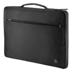 "Business 2UW01UT 14.1"", Black Sleeve Bag, Carrying Case"