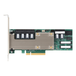 MegaRAID 9361-24i, SAS 12Gb/s, 24-Port, PCIe 3.0 x8, Controller with 4GB Cache