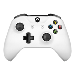 TF5-00002, Xbox and PC, Wireless, White, Joystick