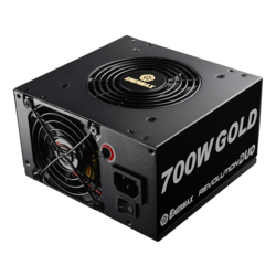 ERD700AWL-F, 80 PLUS Gold 700W, No Modular, ATX Power Supply
