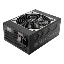 EDT1050EWT, 80 PLUS Titanium 1050W, Fully Modular, ATX Power Supply