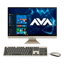 "Vivo AiO V272UA-DS501T, 27"" FHD Multi-touch All-in-One, Intel® Core™ i5-8250U, 8GB DDR4 Memory, 1TB HDD, Intel® UHD Graphics 620, Windows 10 Home"