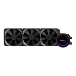Kraken X72, 360mm Radiator, Liquid Cooling System