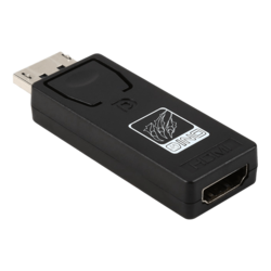 DINO DCA108-DH DisplayPort male to HDMI female Adapter