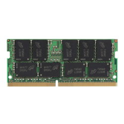 16GB DDR4 2666MHz, CL19, ECC Unbuffered, SO-DIMM Memory