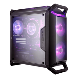 Mini Tower PC - AMD Ryzen™ Threadripper™, X399 Chipset, Mini-Tower Custom Computer Desktop