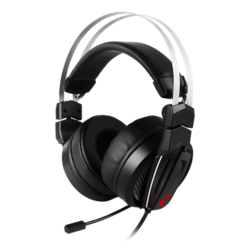 Immerse GH60, 3.5mm, Black, Gaming Headset