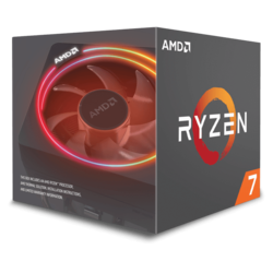 Ryzen™ 7 2700X 8-Core 3.7 - 4.3GHz Turbo, AM4, 105W TDP, Processor