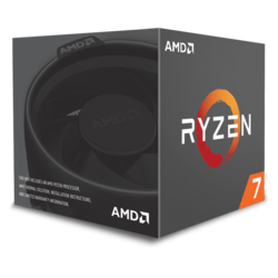 Ryzen™ 7 2700 8-Core 3.2 - 4.1GHz Turbo, AM4, 65W TDP, Retail Processor