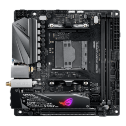 ROG STRIX X470-I GAMING, AMD X470 Chipset, AM4, HDMI, Mini-ITX Motherboard