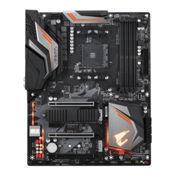 X470 AORUS ULTRA GAMING, AMD X470 Chipset, AM4, HDMI, ATX Motherboard