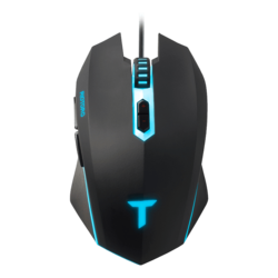 URZ Z5 Classic, RGB LED, 4000dpi, Wired USB, Black, Optical Gaming Mouse